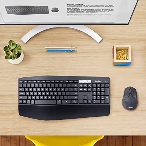 Logitech MK850 Performance Wireless Keyboard and Mouse Combo Product Image