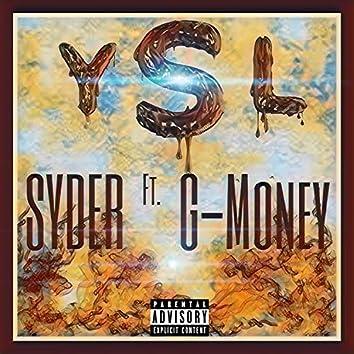 YSL (feat. G-Money)