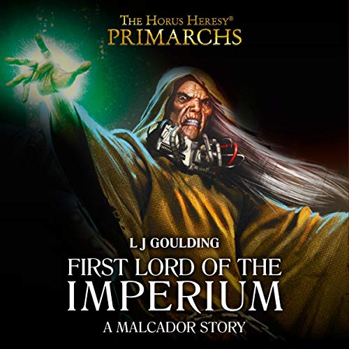 First Lord of the Imperium audiobook cover art