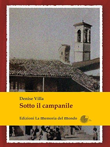 Couverture du livre Sotto il campanile (Italian Edition)