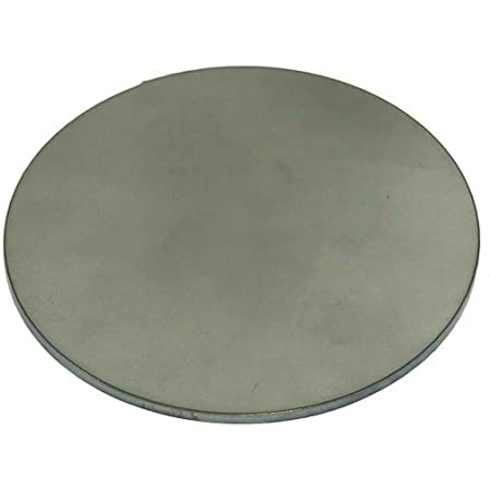 """Stainless Steel Disc x 9/"""" Diameter Round .1875 304 SS 3//16/"""" Circle"""