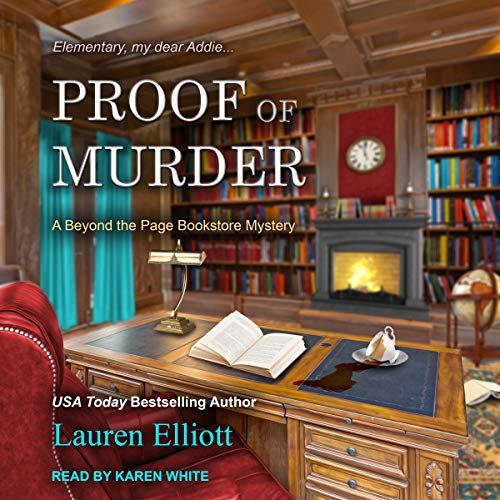 Proof of Murder  By  cover art