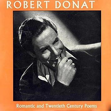 Romantic and Twentieth Century Poems