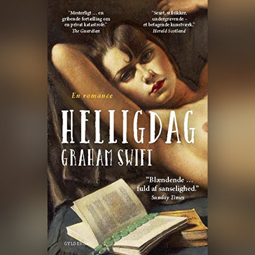 Helligdag: En romance cover art