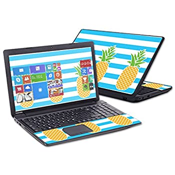 MightySkins Skin Compatible with Toshiba Satellite C50 C55 C55T C55D 15.6  wrap Cover Sticker Skins Beach Towel