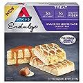 Atkins Endulge Dulce De Leche Cake Dessert Bars, 1 Box with 5-1.2oz Bars