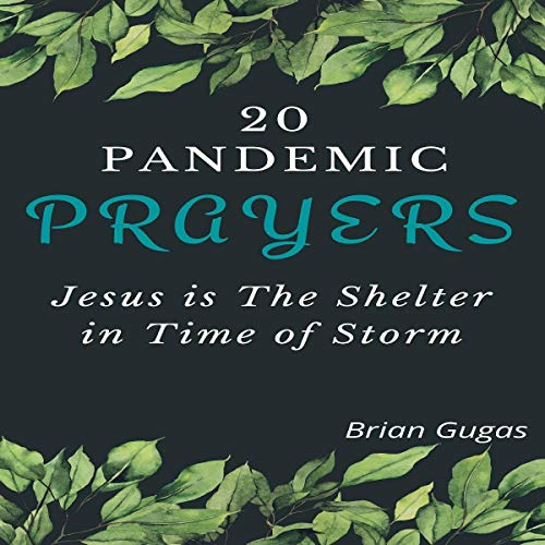20 Pandemic Prayers: Jesus Is the Shelter in Time of Storm Titelbild