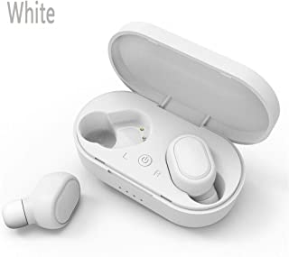 Accreate for Xiaomi Redmi TWS Airdots Headset Bluetooth 5.0 Earphone Stereo Earbuds White