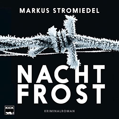 Nachtfrost audiobook cover art