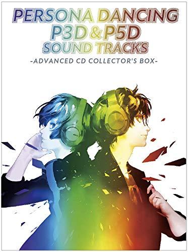 【Amazon.co.jp限定】ペルソナダンシング 『P3D』 & 『P5D』 サウンドトラック -ADVANCED CD COLLECTOR'S BOX- [初回限定生産盤] [6CD + Blu-ray] (Amazon.co.jp限定W特典 : キャンバストートバッグ および メガジャケ 付)