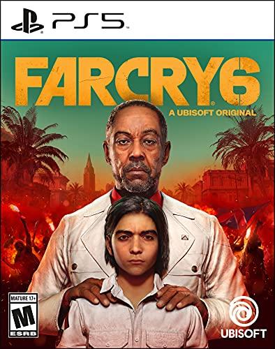Far Cry 6 - PlayStation 5 Standard Edition