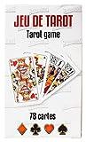 Mister Gadget-CMJE5275 BARAJA 78 Cartas Tarot, Color Blanco, Estandar (CMP IBERICA JE5275)