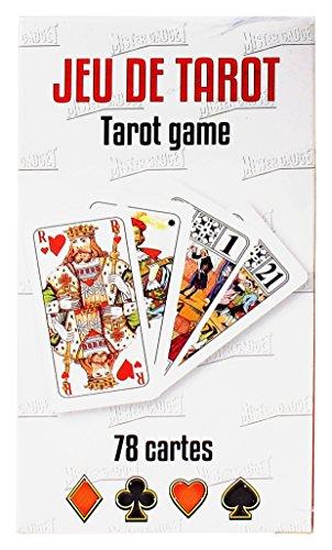 Mister Gadget CMJE5275 BARAJA 78 CARTAS Tarot, Mehrfarben, Einheitsgröße