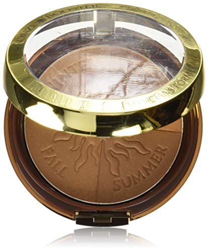 Physicians Formula Bronze Booster Glow-Boosting Season-To-Season Bronzer - Medium to Dark - 0.3 oz