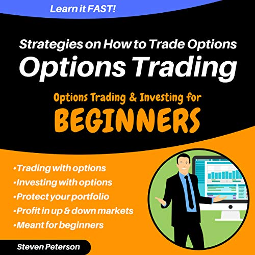 『Options Trading & Investing for Beginners』のカバーアート