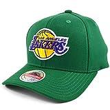 Mitchell & Ness Saint Redline LA Lakers - Gorra, color verde