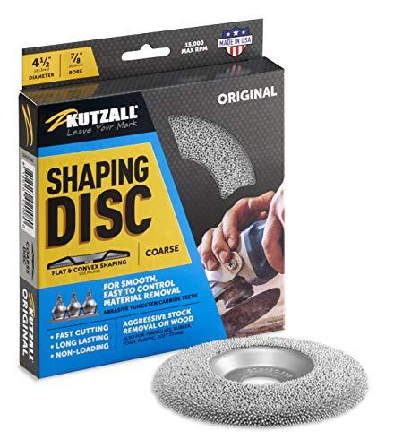 Kutzall Original Shaping Disc - Coarse, 4-1⁄2