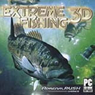 New Adrenal Rush Games Extreme Fishing 3D OS Windows 98 Me Xp 28 Different Locations Day Night Modes