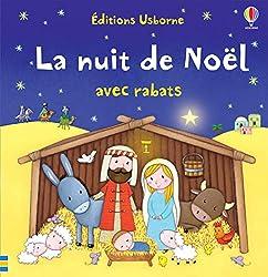 Livres de l'Avent pour enfants La nuit de Noël