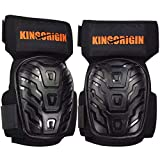 Professional Knee Pads for Work, Construction Gel Knee Pads Tools by...