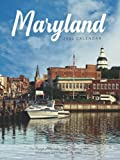 """Maryland 2022 Calendar: From January 2022 to December 2022 - Super Mini Calendar 6x8"""" - Pocket Gorgeous Non-Glossy Paper"""