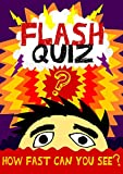 Flash Quiz - A Fun Game and Travel book for kids ages 4-8 and above: A children's brain activity to test memory skills with friends (English Edition)