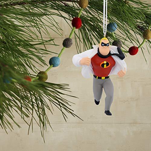 Hallmark Christmas Ornaments, Disney/Pixar Mr. Incredible Ornament