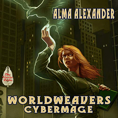 Cybermage audiobook cover art
