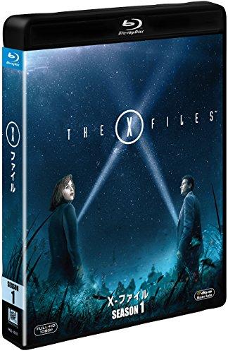 David Duchovny - The X-Files First Season (6 Blu-Ray) [Edizione: Giappone]
