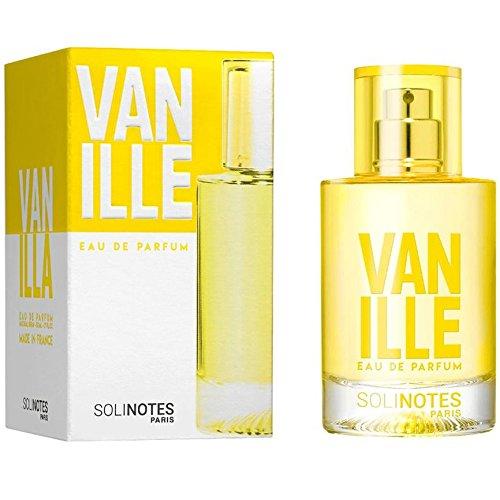 Solinotes Paris Vanille Eau De Parfum, 50 ml
