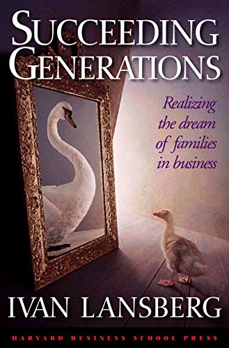 Succeeding Generations: Realizing the Dream of Families in Business (English Edition)