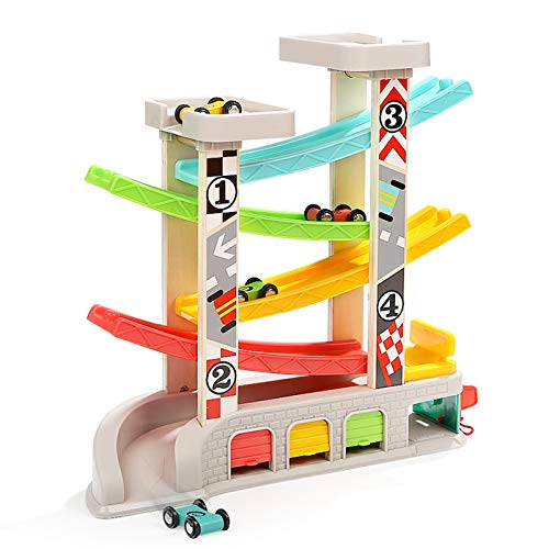 TOP BRIGHT Toddler Toys Race Track Car...