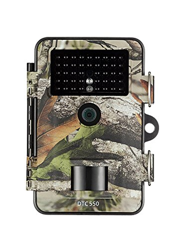 MINOX DTC 550 12MP 1080p Full HD High-Performance Wildlife and Outdoor Surveillance Digital Camera with Splash & Weatherproof Housing