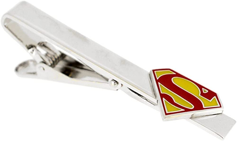 Direct store SS Superman Columbus Mall Tie Red Clip