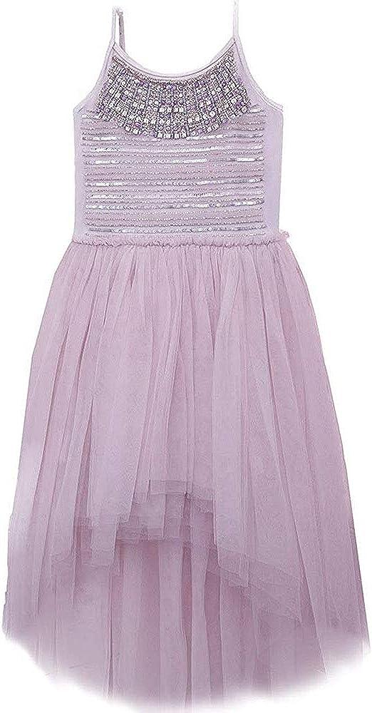 Ooh La La Couture Special Occasion Light Lilac Princess Kylee Dress (2T - 4T)