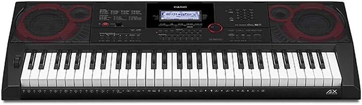 Tastiera 61 tasti casio ct-x3000