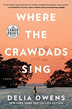 Paperback Where the Crawdads Sing [Large Print] Book