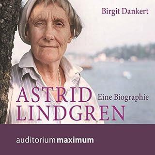 Astrid Lindgren: Eine Biographie Titelbild