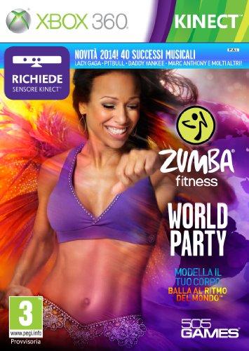 Zumba Fitness: World Party [Importación Italiana]