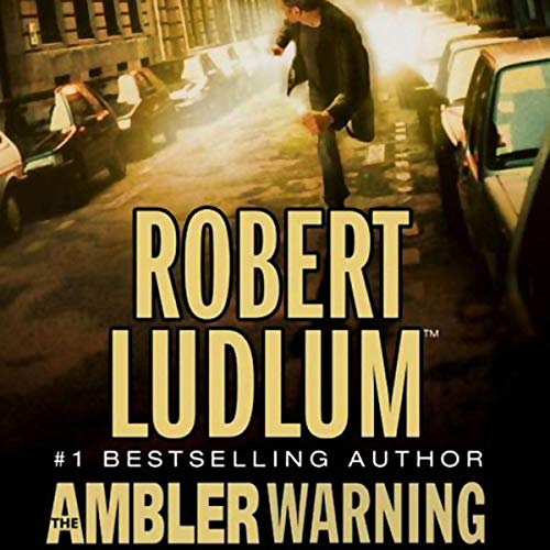 The Ambler Warning audiobook cover art