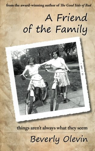Book: A Friend of the Family by Beverly Olevin