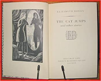 The Cat Jumps and Other Stories 0224600540 Book Cover