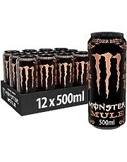 Monster Mule 12x 500ml Ginger Brew