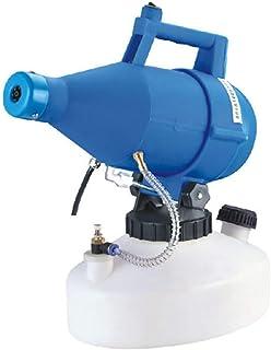 4.5L Electric ULV Sprayer, Commercial Portable Disinfection Fogger Machine Spray Range 8-10 M, Flow Output 0-16L / H, 0-30...