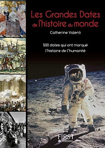 Le Petit livre de - Les Grandes Dates de l'Histoire du monde