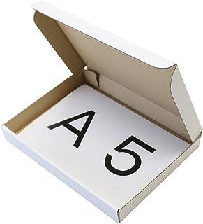 アースダンボール ダンボール 段ボール クリックポスト A5 定形外郵便 発送 10枚 【220×158×27mm】【0271】