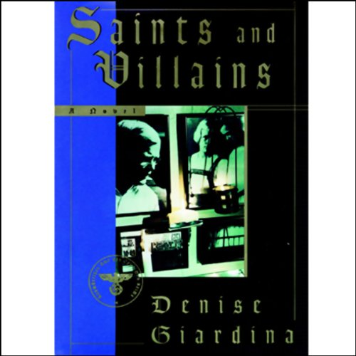 Saints and Villains  audiobook cover art