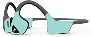 MightySkins Skin Compatible with Aftershokz Trekz Air Wireless - Solid Seafoam   Protective, Durable, and Unique Vinyl Dec...