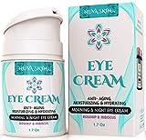 Nuva Skin Intensive Eye Cream with Rosehip & Hibiscus – Anti-Aging...