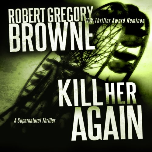Kill Her Again audiobook cover art